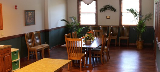9 Family Dining Area