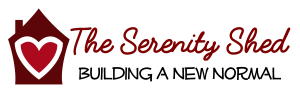 The Serenity Shed Logo